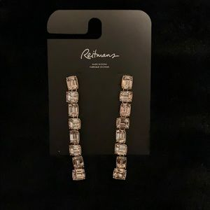 🏷 Rock and Shine - Champagne coloured earrings